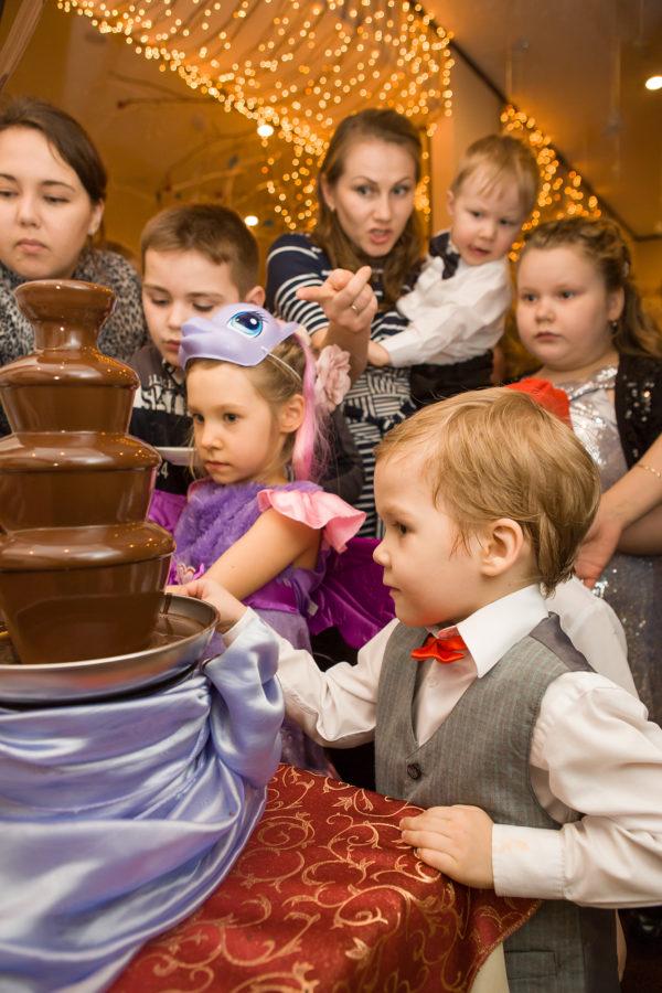 детский день рождения Уфа