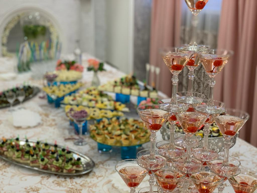 велком зона на свадьбу