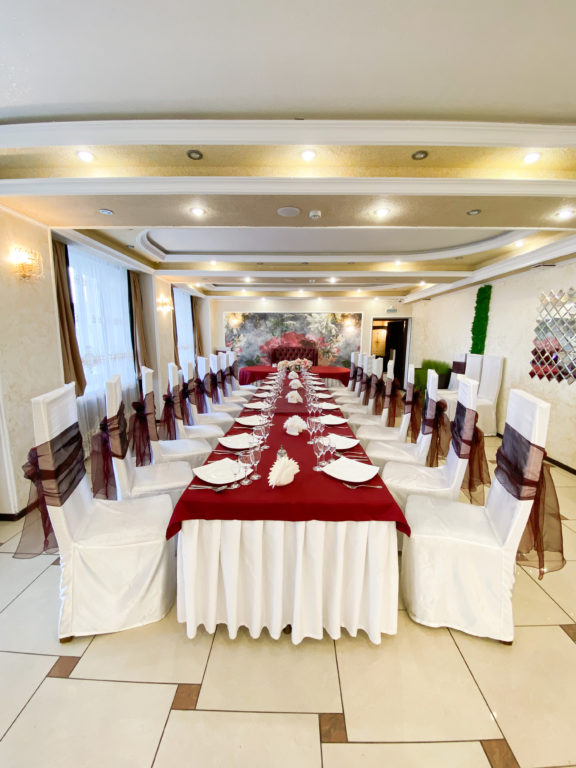 Зал на 40 гостей Комсомольская