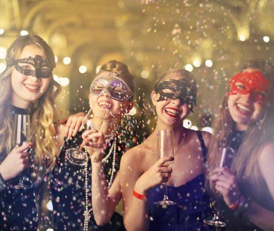 новогодняя ночь 2022 в ресторане REST-TIME