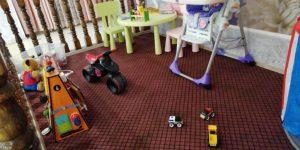 детская зона комсомольская